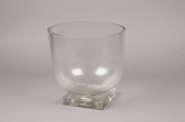 B354WV Stem bowl glass D25cm H25cm