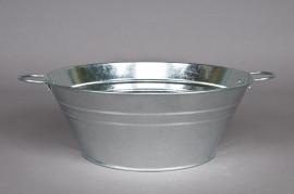 Zinc bowl D25cm