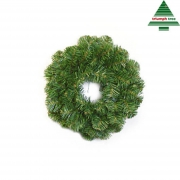 X078DQ Couronne en sapin artificiel D30cm