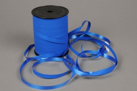 A137ZR Curling ribbon blue matte 10mm x 250m