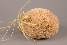 E007AO Meadow grass egg H23cm