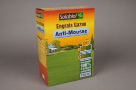 A053SU Engrais Gazon Anti-Mousse