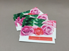 F012MQ Pack of 15 postcards Joyeux Anniversaire