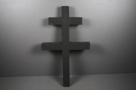 A474QV Foam cross of Lorraine H120cm