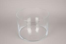 B443W3 Glass bowl D35cm H25cm
