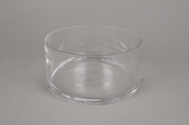 A016PQ Glass bowl diameter 20cm height 10cm