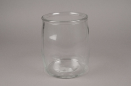 A036R4 Glass jar D22.5cm H25cm