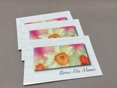 GM15MQ Paquet de 15 cartes Bonne Fête Mamie