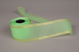 A549ZR Green ribbon bereavement 75mmx50m