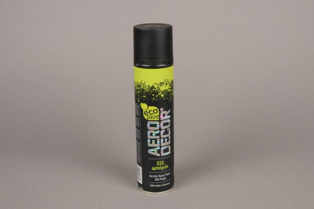 A013AM Green spray paint 400ml