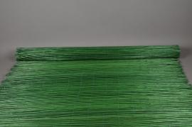 A001IS Green wicker fence 150 x 200cm