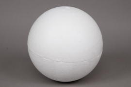 Hollow polystyrene ball D20cm