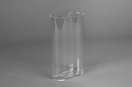 Jardinière en verre 13x5x10cm