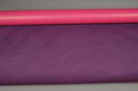 A611R7 Kraft paper roll purple / fuchsia 80cm x 50m