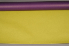 A643R7 Kraft paper roll roll green / purple 80cm x 50m