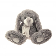X024W2 Grey rabbit H27cm