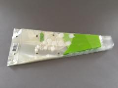 MU00MO Paquet de 50 housses à muguet vert 37x15x5cm