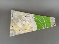 MU09MO Paquet de 50 housses à muguet vert 25x9cm H38cm