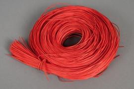 n003mi Rouleau rotin rouge 250g