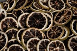 ox05wg Tranches de citrons verts 250g
