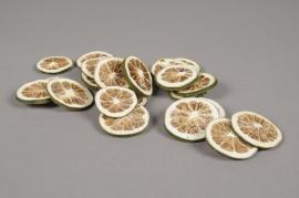 ox07lw Tranches de citrons verts 250g
