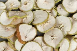 ox07wg Pack of green apple slice 250g