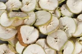 ox07wg Sachet de tranches de pomme verte 250g