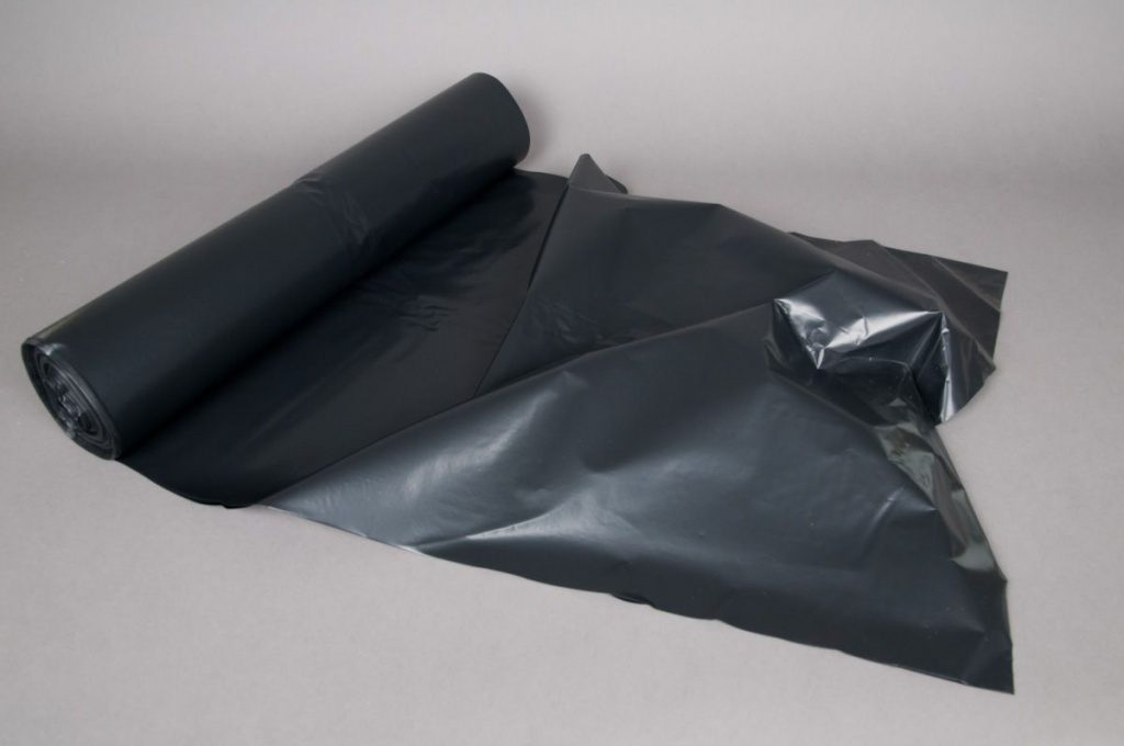 Pack of 20 trash bags 170L