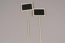 A000D0 Pack of 25 slate picks H28cm