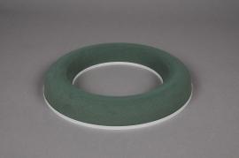 A357QV Package of 6 rings floral foam D25cm