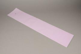 A999QX Paquet 100 étuis rose L16cm H80cm