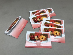 A760MQ Pack of 10 postcards Bonne fête