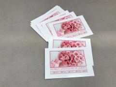 A008MQ Pack of 15 postcards Heureux anniversaire de Mariage