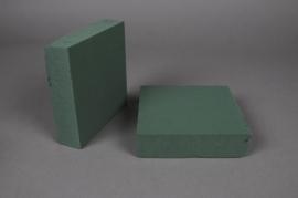 B006QV Paquet de 2 minis carrés en mousse