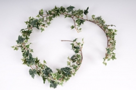Pack of 3 ivy garlands H180cm with 234 leaves