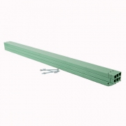 A074QV Plastic crown support height 120cm