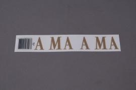 A038K4 Pochette A MA 33mm