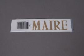 Pochette MAIRE 33mm