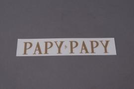 Pochette PAPY 33mm