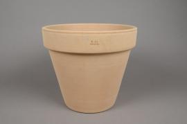 A006KF Pot en terre cuite D43cm H37cm