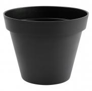 A082A6 Pot toscane gris D80cm H68cm
