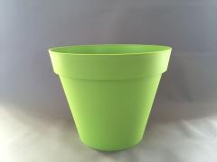 A059A6 Pot toscane vert D40cm H32cm