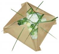 A585QX Rame de 250 feuilles papier kraft naturel 60 x 80cm