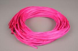 y018mi Rattan flat pink 150gr