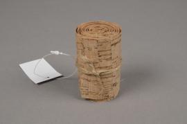 A104DZ Roll of natural cork 6cm x 3m