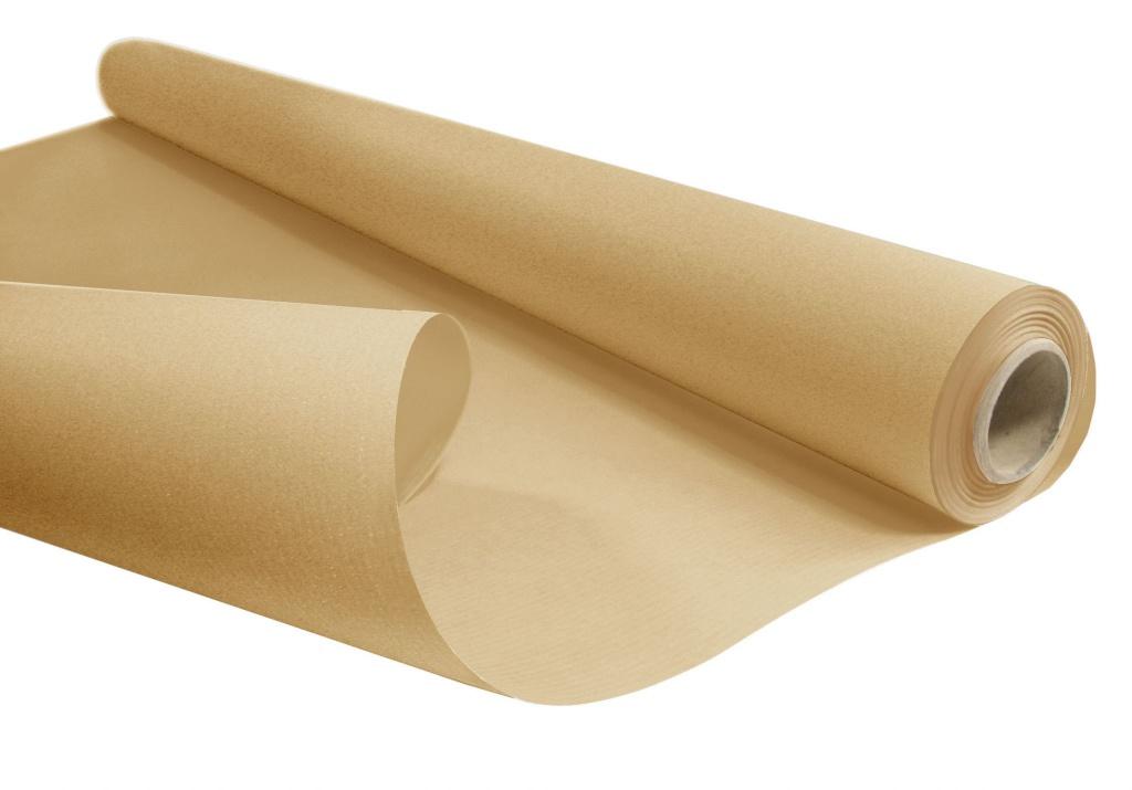A365QX Roll of natural kraft paper 0,80x120cm