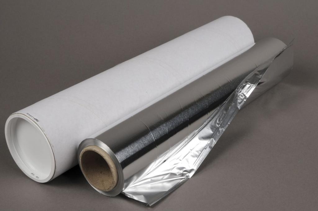 A004KE Rouleau aluminium 33cm x 100m