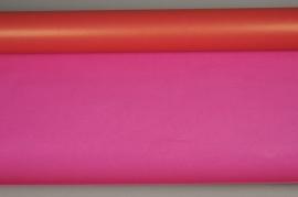 A358QX Rouleau de papier kraft rouge / fuchsia 80cm x 50m