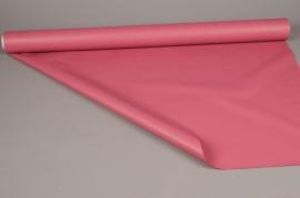A253BD Rouleau de papier mat perle bordeaux 80cm x 40m