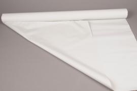 A263BD Rouleau de papier mat perle gris 80cm x 40m
